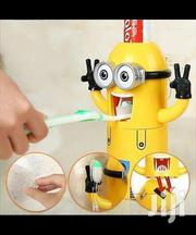 Minion Toothpaste Dispenser Kids Toothbrush Holder | Home Accessories for sale in Nairobi, Nairobi Central