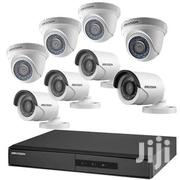 4 Cctv Camera Set | Security & Surveillance for sale in Mombasa, Shanzu
