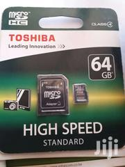 NEW Toshiba Memory Cards 64 Gb At 1000ksh Guarantee For 12+1 Months | Accessories for Mobile Phones & Tablets for sale in Nairobi, Zimmerman