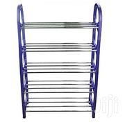 Generic Shoe Rack Blue/Order We Deliver | Home Accessories for sale in Mombasa, Majengo