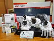Hikvision 720P 4-Channel Turbo CCTV Cameras Kit | Cameras, Video Cameras & Accessories for sale in Nairobi, Nairobi Central