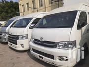 New Toyota HiAce 2012 Silver | Trucks & Trailers for sale in Mombasa, Shimanzi/Ganjoni
