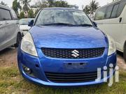 New Suzuki Swift 2012 1.4 Blue | Cars for sale in Mombasa, Shimanzi/Ganjoni