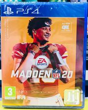 Madden 20 Ps4 Games | Video Games for sale in Nairobi, Nairobi Central