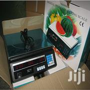 30kg Digital Price & Weight Computing Scale With Double Sided Display   Store Equipment for sale in Nairobi, Nairobi Central