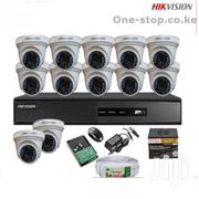 12 Hikvision CCTV Cameras Security Surveillance Complete System Kit | Cameras, Video Cameras & Accessories for sale in Nairobi, Nairobi Central