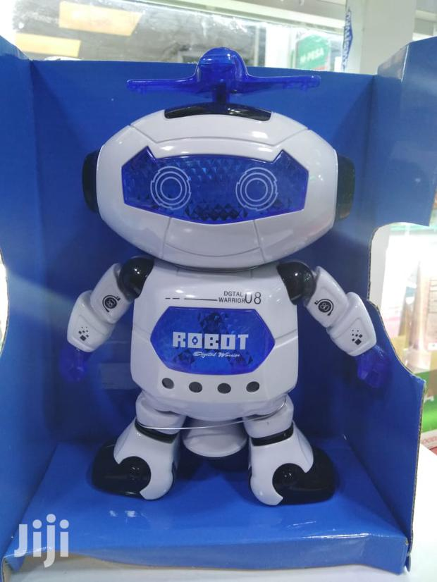Archive: Cool Dancing Robot With Sound Effects