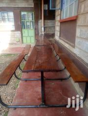Garden Bench With Sitting Foams On Both Sides | Furniture for sale in Nairobi, Roysambu