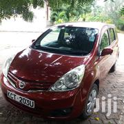 Nissan Note 2012 1.4 Red | Cars for sale in Kilifi, Malindi Town
