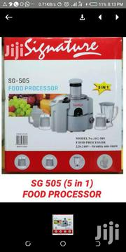 Signature 5 in One Food Processor | Kitchen Appliances for sale in Nairobi, Nairobi Central