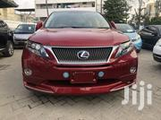 Lexus RX 2013 Red | Cars for sale in Mombasa, Tudor