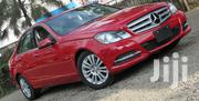 Mercedes-Benz C200 2012 Red | Cars for sale in Nairobi, Nairobi Central