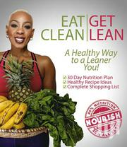 Eat Clean , Nutrition Guide | Books & Games for sale in Nairobi, Kilimani