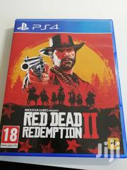 Ps4 Games Red Dead Redemption 2   Video Games for sale in Nairobi, Nairobi Central