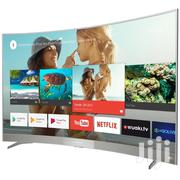 """New Vision PLUS Curved Android Smart TV 43"""" 