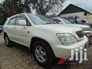 Toyota Harrier 2002 White | Cars for sale in Nairobi, Kilimani