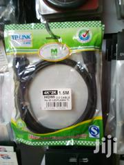 HDMI 1.5M Cable | TV & DVD Equipment for sale in Nairobi, Nairobi Central