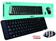 Logitech WIRELESS COMBO MK220 Keyboard Mouse | Musical Instruments for sale in Nairobi, Nairobi Central