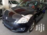 Suzuki Swift 2012 1.4 Black | Cars for sale in Mombasa, Mji Wa Kale/Makadara