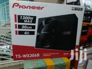 Sealed Subwoofer Pioneer TS-WX306B 1300 Watts 350 Watts Rms | Vehicle Parts & Accessories for sale in Nairobi, Nairobi Central