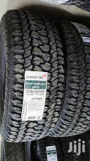 Kumho Tyres 285/65-18"