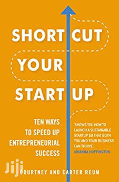 Short Cut Your Start Up - Courtney And Carter Reum