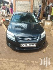 Toyota Fielder 2010 Black | Cars for sale in Nairobi, Kasarani