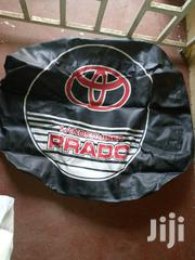 "Size 17"" Prado Spare Wheel Cover 