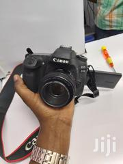 Canon EOS 80D DSLR Camera With 18-50mm Lens | Cameras, Video Cameras & Accessories for sale in Nairobi, Nairobi Central