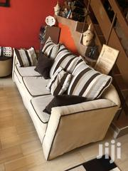 7 Seater Couch / Seats With Pillows | Furniture for sale in Nairobi, Harambee
