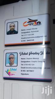 Job Id Cards Printing Service | Other Services for sale in Nairobi, Nairobi Central