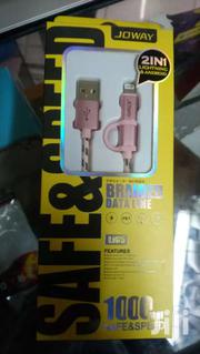 2 In 1 Data And Fast Charging Cable | Accessories for Mobile Phones & Tablets for sale in Nairobi, Nairobi Central