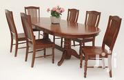 Six Seater Dining Table | Furniture for sale in Siaya, East Ugenya