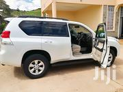 Toyota Land Cruiser Prado 2010 White | Cars for sale in Kisumu, Migosi