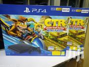 Ps4 500gb CTR Bundle | Video Game Consoles for sale in Nairobi, Nairobi Central