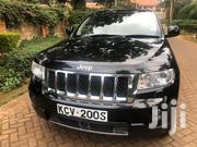 Jeep Grand Cherokee 2012 Limited 3.0 CRD Black | Cars for sale in Nairobi, Parklands/Highridge