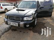 Subaru Forester 2002 Automatic Black | Cars for sale in Nairobi, Kahawa