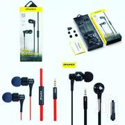 Awei Es500i Wired Earphones | Accessories for Mobile Phones & Tablets for sale in Nakuru, London
