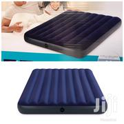 Intex Inflatable Mattress-airbed 4by6, 5by6, 6by6 Plus FREE Pump | Furniture for sale in Nairobi, Nairobi Central
