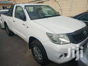 Toyota Hilux 2012 White | Cars for sale in Mombasa, Shimanzi/Ganjoni