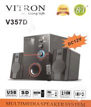 Vitron V357D 2.1 Sound System,AC/DC Bluetooth Enabled | Audio & Music Equipment for sale in Nairobi, Nairobi Central