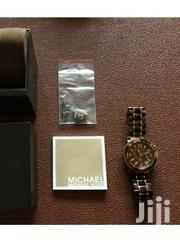 Michael Kors Tortoise Shell Chronograph Watch | Watches for sale in Nairobi, Nairobi Central