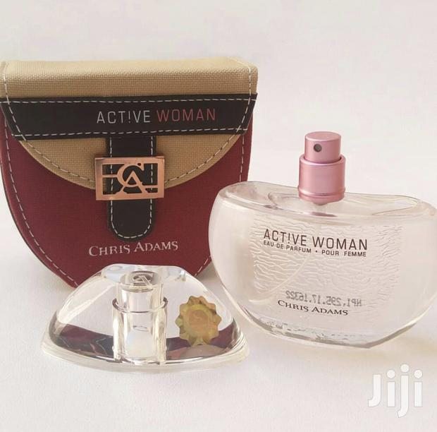 Archive: Active Woman Perfume