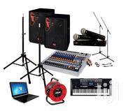 Public Address System For Hire | Party, Catering & Event Services for sale in Nairobi, Nairobi Central