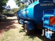 Clean Water Lorry/Tanker Supply Services | Cleaning Services for sale in Kiambu, Kiuu