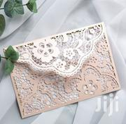 Laser Wedding Cards | Manufacturing Services for sale in Nairobi, Nairobi Central