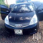 Nissan Note 2010 1.4 Black | Cars for sale in Uasin Gishu, Simat/Kapseret