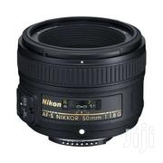 Nikon AF-S NIKKOR 50mm F/1.8G Lens - From My Shop In CBD | Cameras, Video Cameras & Accessories for sale in Nairobi, Nairobi Central