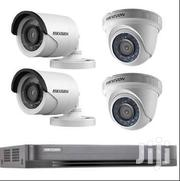 Four Hikvision 1080P 2mp Complete CCTV Cameras System Package   Cameras, Video Cameras & Accessories for sale in Nairobi, Nairobi Central