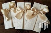 Wedding Cards Printinting | Manufacturing Services for sale in Nairobi, Nairobi Central